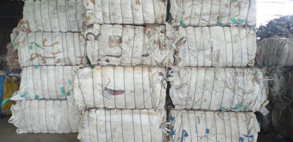 Bao PP Jumbo bag nhập khẩu từ Mỹ, Châu Âu